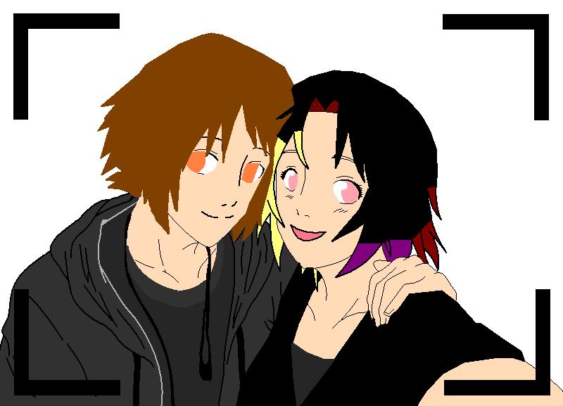 Kari and Merzuka